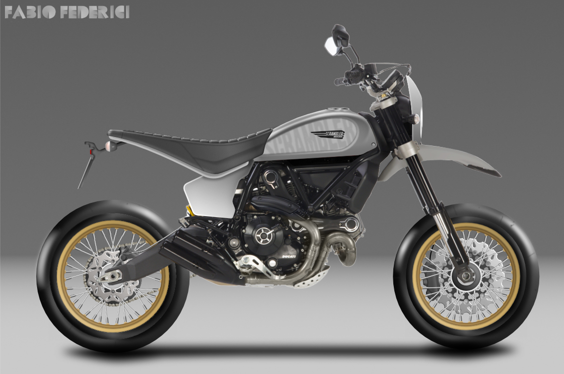 Where Are Ducati Scramblers Made