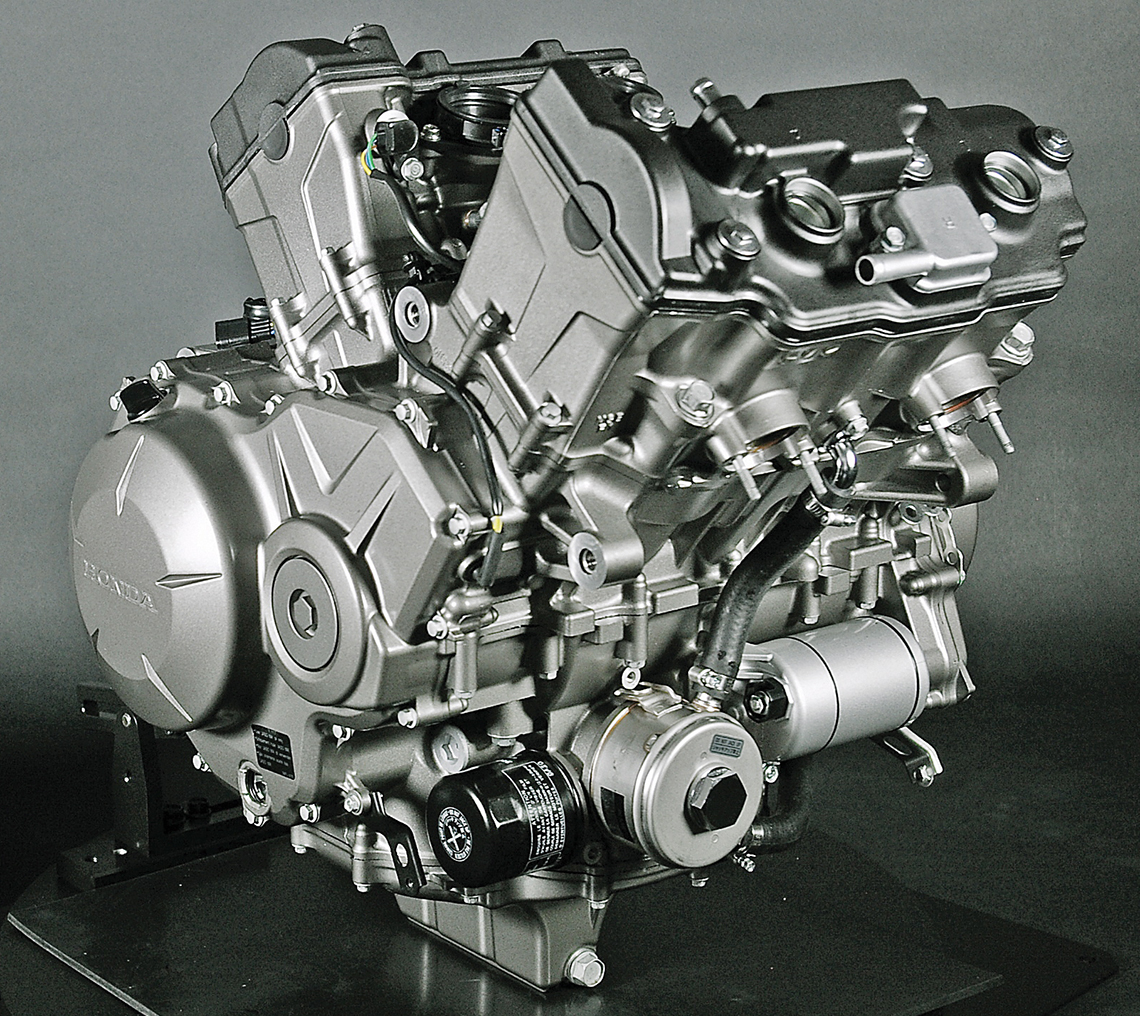 Honda V4 engine