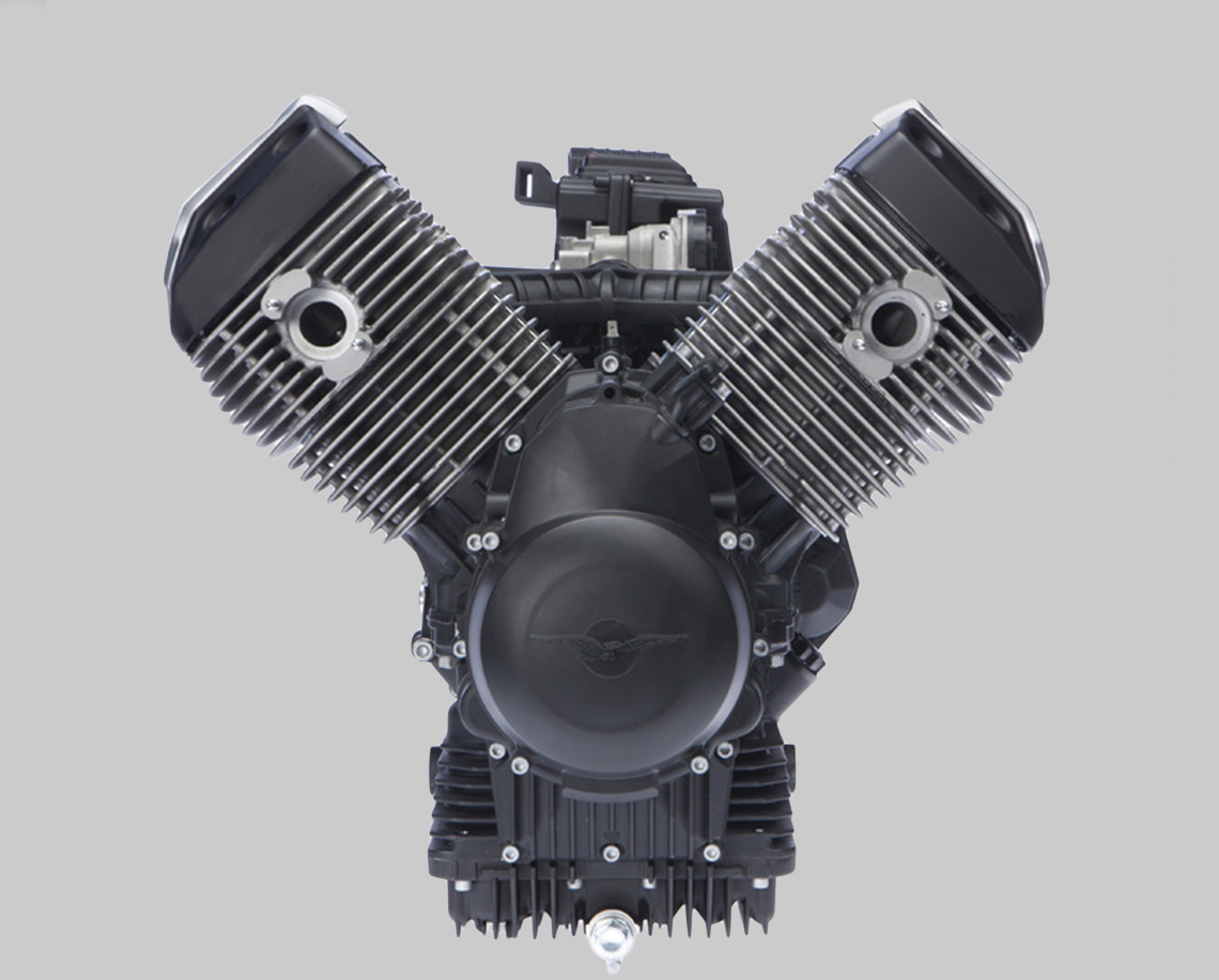 Moto Guzzi V-Twin engine