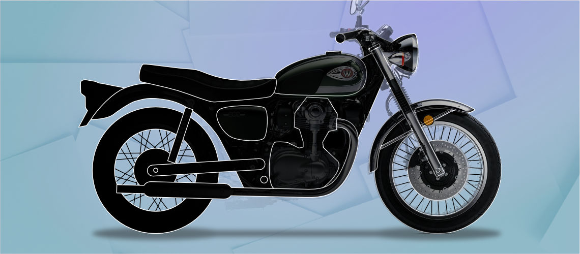 Motorcycle types: Classic