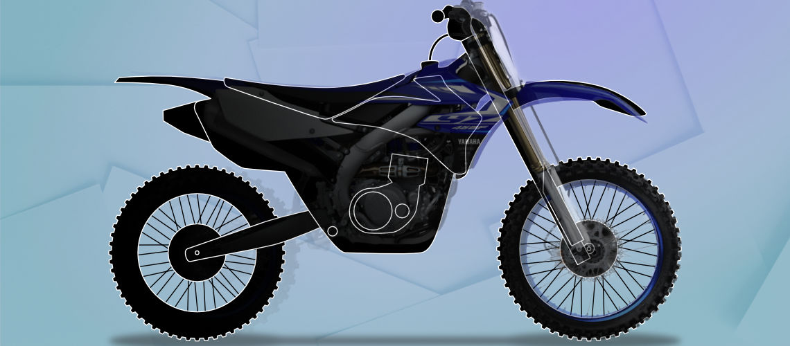 Motorcycle types: Motocross